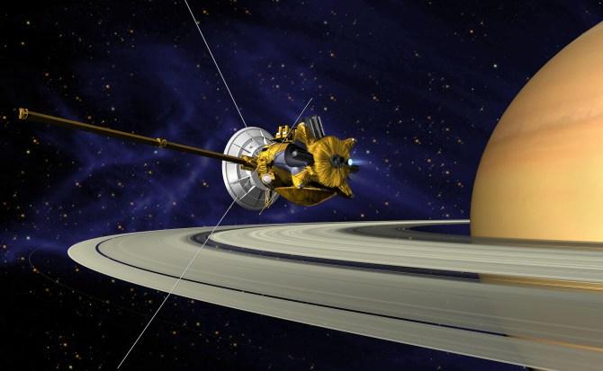 La sonda Cassini se aproxima a su 'Gran Final' en Saturno La nave se adentrará entre el planeta y sus anillos para acabar desintegrada en la atmósfera del gigante gaseoso