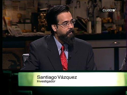 Caso Vallecas - Santiago Vázquez