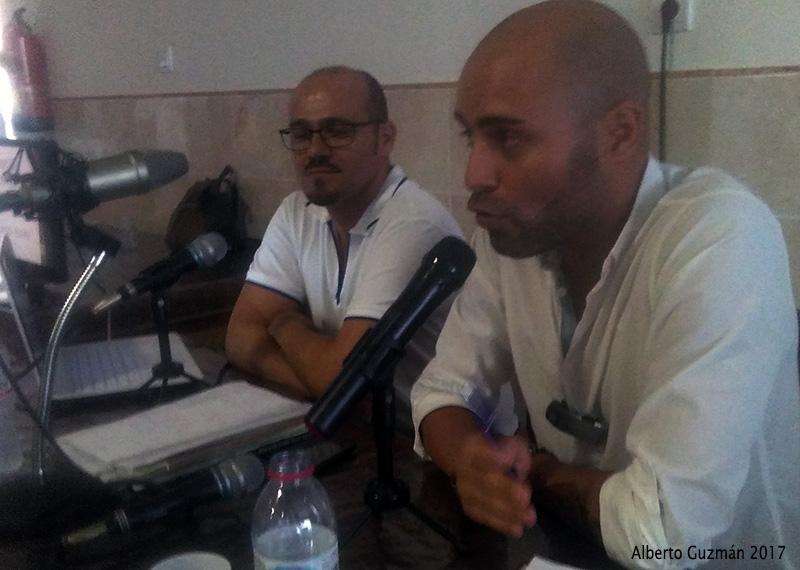 Paco Quevedo y Esteban Palomo