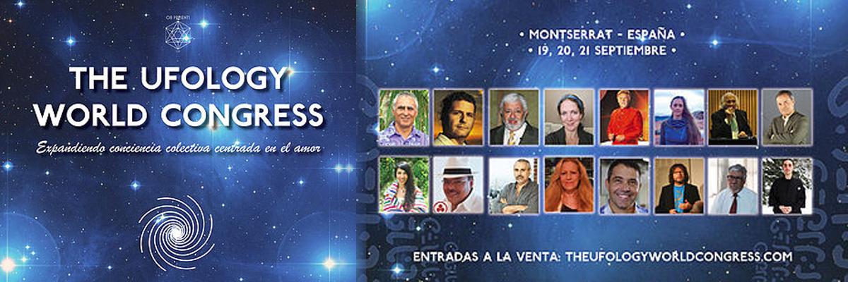Los próximos 19, 20 y 21 de septiembre se celebra en Monserrat el congreso ufológico más importante de los últimos tiempos.
