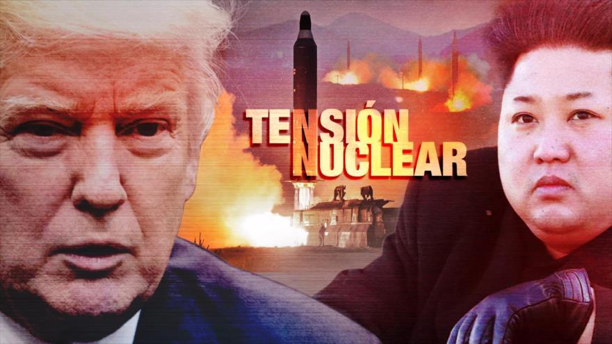 Tensión Nuclear - Corea - EEUU