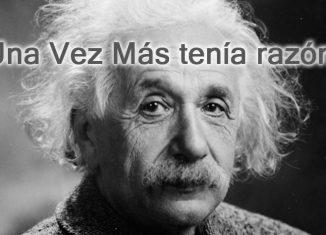 Einstein (una vez más) tenía razón: la detección de la cuarta onda gravitacional que confirma uno de los postulados fundamentales de la Teoría de la Relatividad