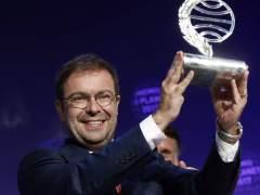 Javier Sierra, Premio Planeta 2017 por 'El fuego invisible'