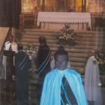Investidura Caballero de la Real A. Monasterio de Yuste