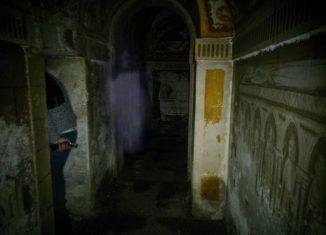 Los fantasmas de la cripta
