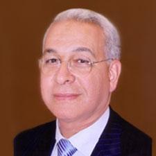 El Dr. Hani Henal, uno de los descubridores de las cámaras secretas.