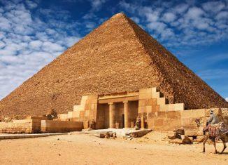 Sorpendentes hallazgos en la pirámide de Keops.