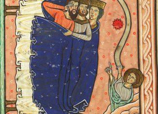 Las leyendas sobre Sus Majestades se cuentan por decenas. A día de hoy, se dice que sus restos están en la catedral de Colonia, donde fueron llevados después de que Barbarroja destruyera su lugar de reposo en Constantinopla.
