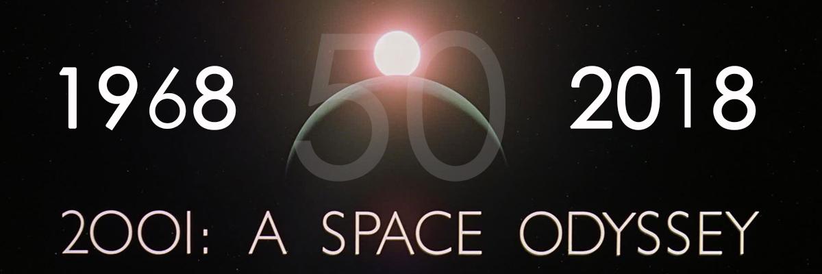 """Se cumplen 50 años de """"2001, una Odisea Espaccial"""", una película de Stanley Kubrick que es referencia para el cine de ciencia ficción incluso en nuestros días."""