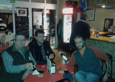 Alberto Guzman - Juanfra Romero - Jose Manuel Frias - Reunion Informal - EDENEX -