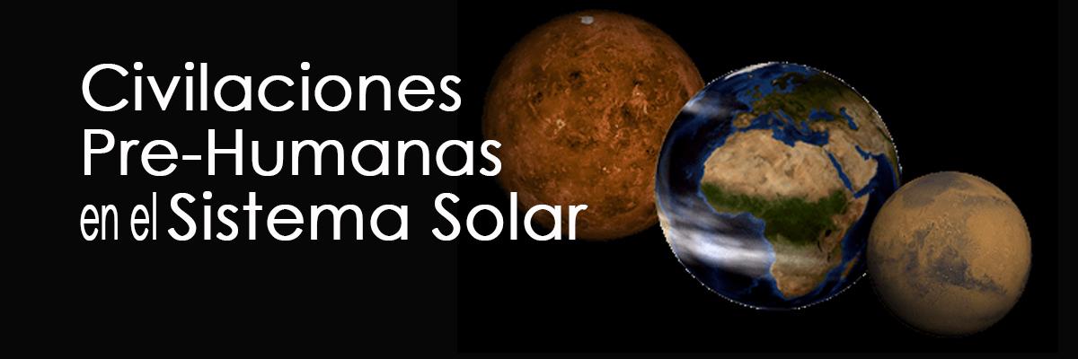 ¿Qué pasa si de hecho hay signos de una antigua especie inteligente aquí mismo, en nuestro Sistema Solar, esperando ser encontrados?