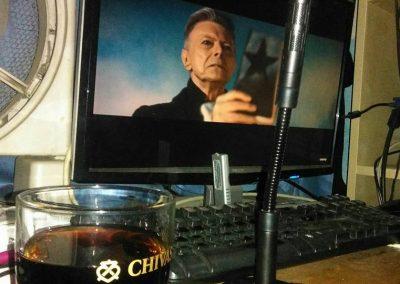 Grabando la Gruta de las Estrella - Especial Tributo Bowie - EDENEX -