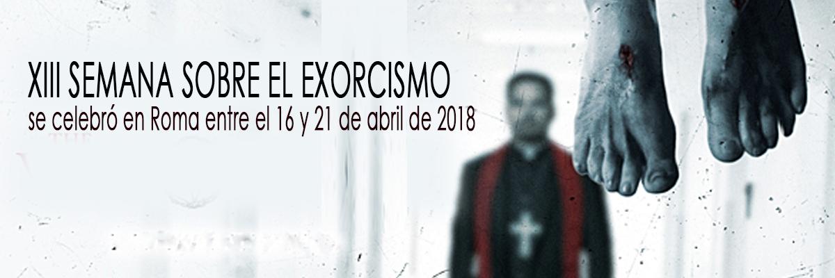 Los funcionarios de la Iglesia Católica Romana han ofrecido un curso de exorcismo de una semana, y docenas de sacerdotes católicos se han congregado en Roma para participar de los consejos y estrategias para desterrar demonios de la Santa Sede.