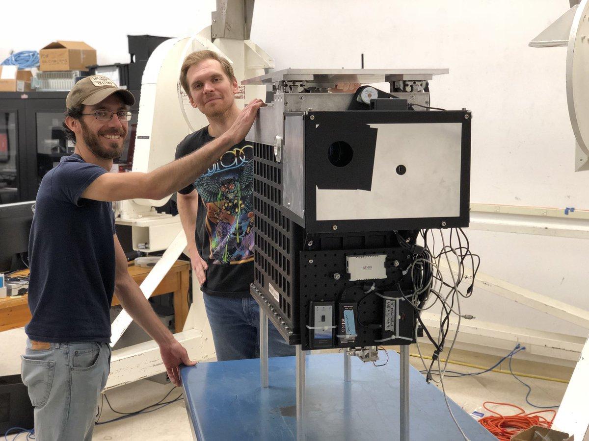 Mazin y su equipo combinaron una matriz de 2024 píxeles con los telescopios Palomar de 200 pulgadas y Lick de 120 pulgadas en el sur de California y el norte de California, respectivamente. ARCONS estuvo en estos telescopios durante 24 noches de observación, durante las cuales se recopilaron datos sobre púlsares ópticos, binarios compactos, galaxias de alto desplazamiento al rojo y tránsitos planetarios