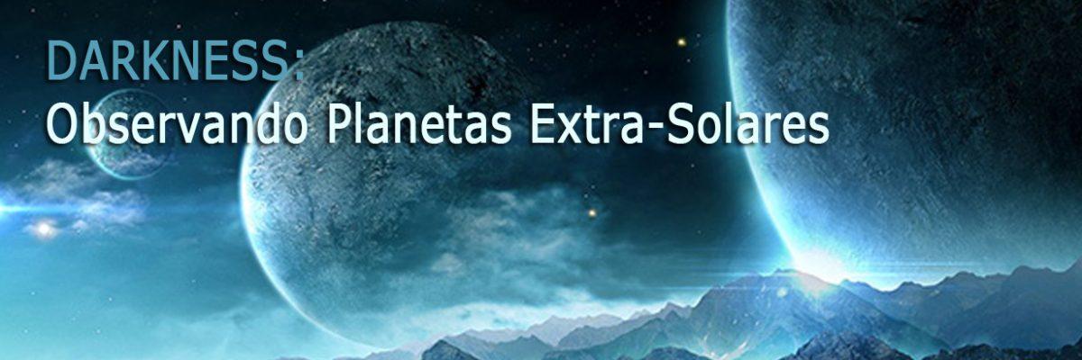 la cámara DARKNESS de 10.000 píxeles permite la visualización directa de planetas en las cercanías de estrellas cercanas mediante la detección de la luz que reflejan