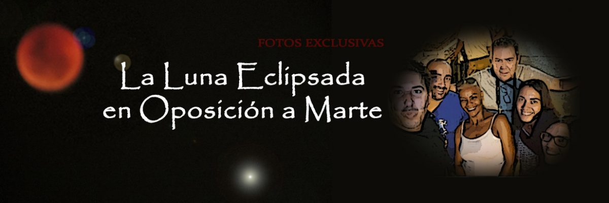 Crónica y fotos EXCLUSIVAS de la efeméride astronómica más importante del siglo XXI.