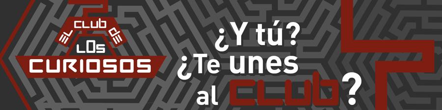 EL CLUB DE LOS CURIOSOS