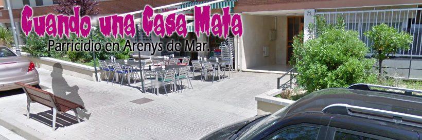 acontecido en la localidad barcelonesa de Arenys del Mar y que vio la luz el pasado 22 de septiembre. Diez días antes de esta fecha, un hombre de 41 años acuchilló y descuartizó a su propia madre, conviviendo con el cadáver durante esos días.