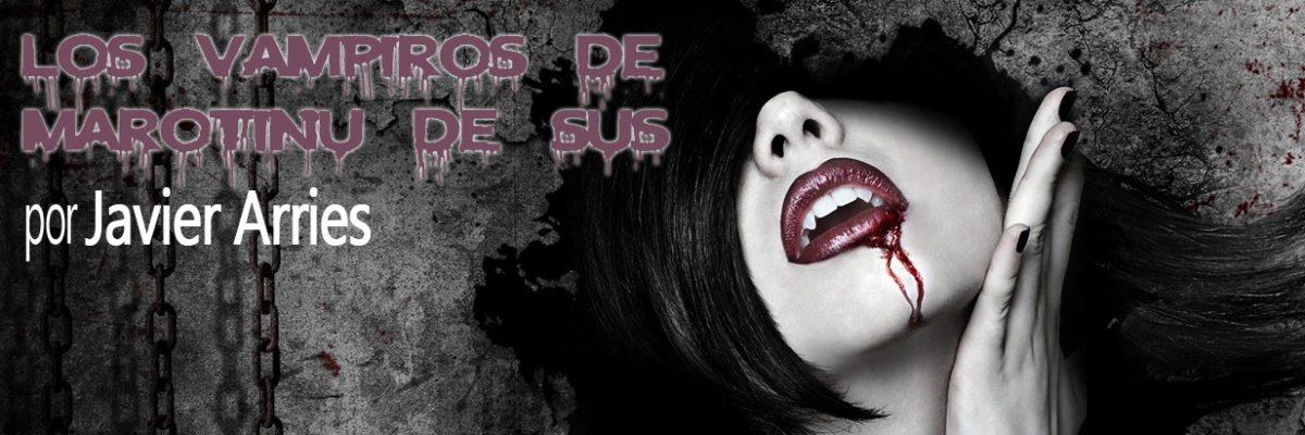 Artículo de investigación que nos ofrece el especialista en vampirología Javier Arries.