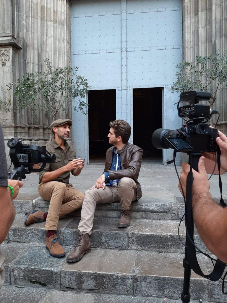 Luis Cortés es Presentador y GuionistaenLa Navaja de Ockham en La 2yDirectorenOrtographos y SIK Producciones, S.A. Estudió en UNED (España)Finalizó en 2012.