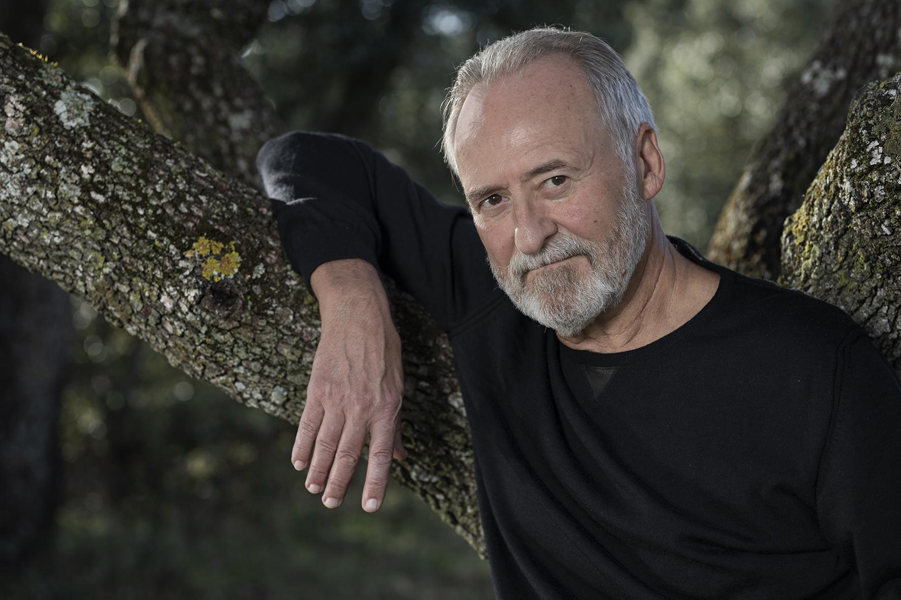 Jorge Molist fotografiado por Asís G. Ayerbe.