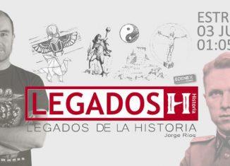 """El escritor Daniel Ortega del Pozo nos habla del """"Doctor Muerte"""" en Legados del Misterio."""
