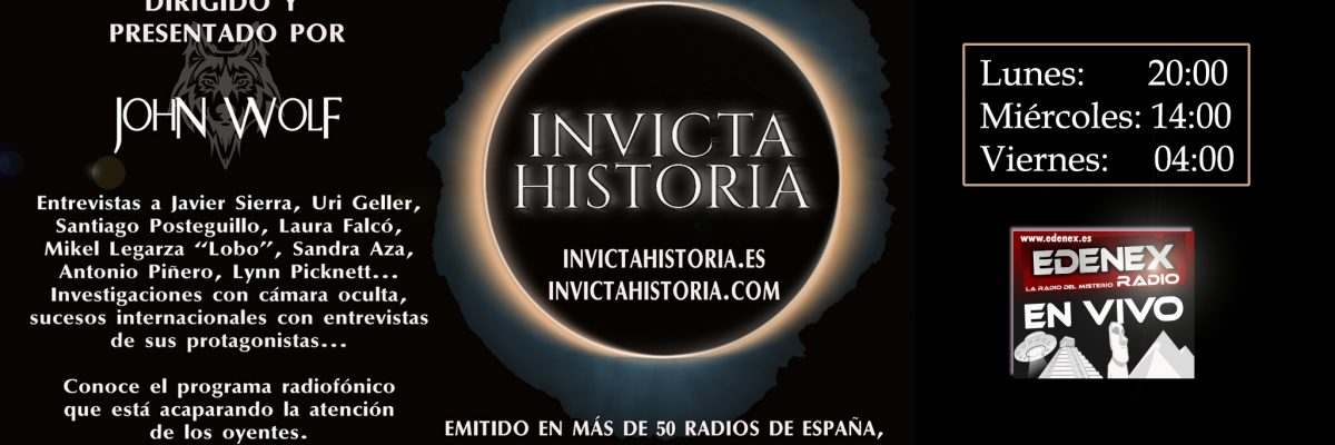 Invicta Historia en EDENEX