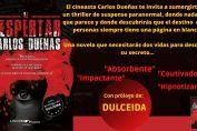 """""""Al Despertar"""", la obra literaria del cineasta Carlos Dueñas en forma de thriller paranormal, verá la luz en Mayo de 2021."""