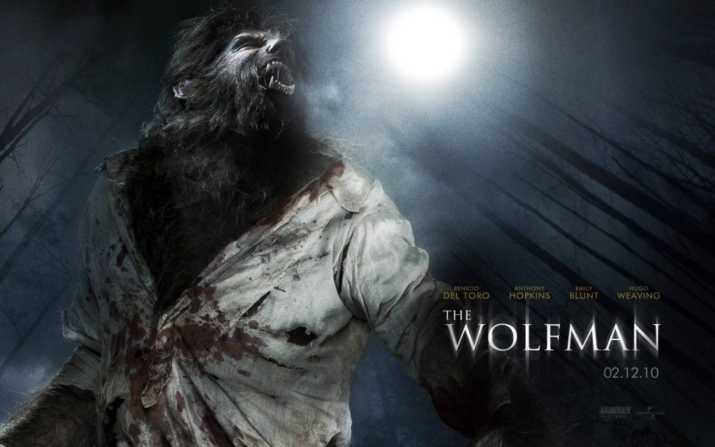 The Wolf Man (El lobo humano1 en México y El hombre lobo en el resto de países hispanohablantes) es una película de 1941 protagonizada por Claude Rains y Lon Chaney Jr. La producción, dirigida por George Waggner, se convirtió en la más popular de los años 1940 dentro del cine de terror en los Estados Unidos.2