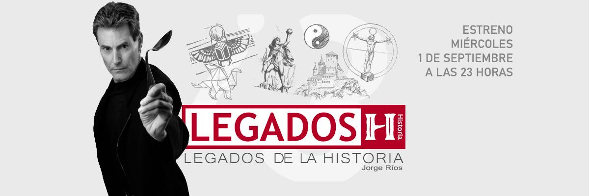 """Uri Geller en entrevista exclusiva para """"Legados de la Historia"""" EDENEX"""
